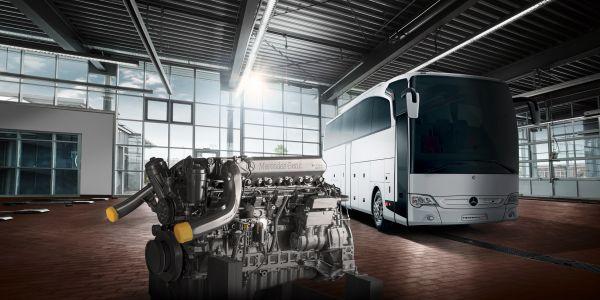 """Mercedes-Benz Türk'ün """"Sıfır Gibi Motor"""" hizmeti"""