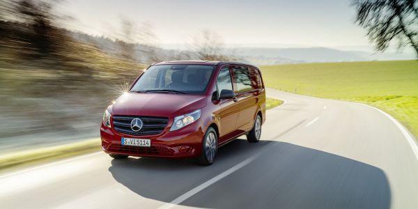 Mercedes-Benz Vito yenilendi, Temmuz'da Türkiye'de