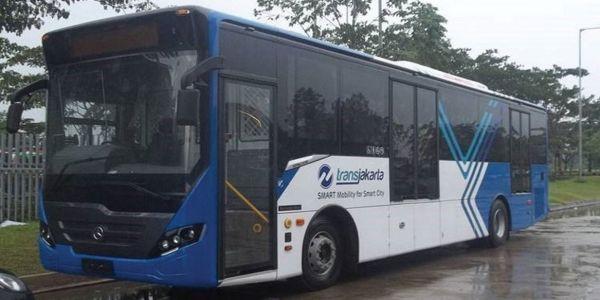 Mercedes-Benz/Brezilya, Allison Şanzımanlı otobüsleri Endonezya'ya ihraç ediyor