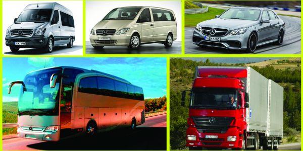 Mercedes-Benz'den Mayıs'a özel teklifler