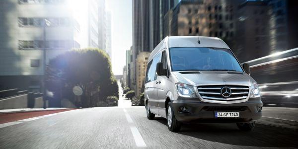 Mercedes Hafi Ticari araç ve otomobil Kasım Fırsatlar