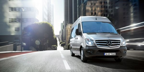 Mercedes Hafif Ticari Araç Ocak kampanyası