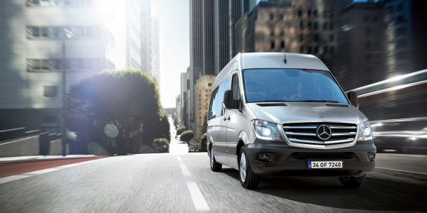 Mercedes hafif ticari araçta yeni yıla özel fırsatlar