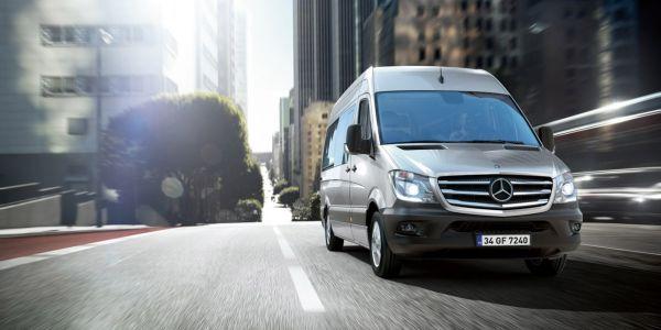 Mercedes hafif ticari araç ve otomobiller Eylül Kampanyası