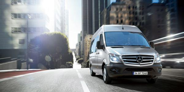 Mercedes hafif ticari araç ve otomobillerde özel fırsatlar