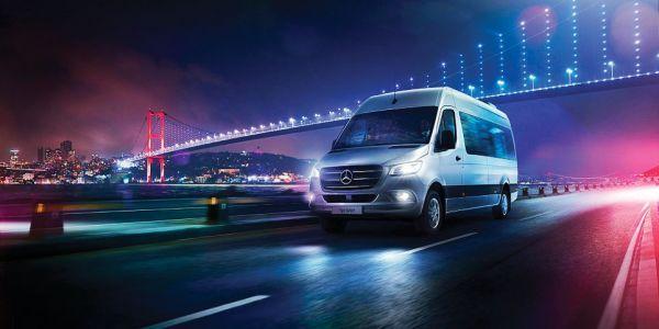 Mercedes Hafif Ticari Araçta Ağustos fırsatları