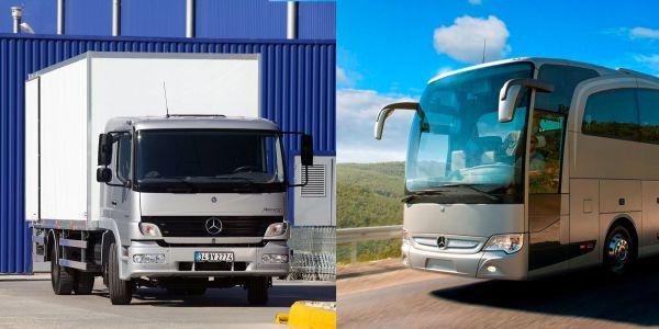 Mercedes Kamyon ve Otobüs'e Eylül fırsatları