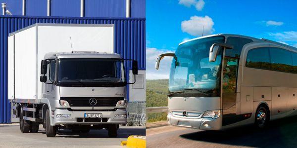 Mercedes Kamyon ve Otobüslerde Ocak ayı fırsatları