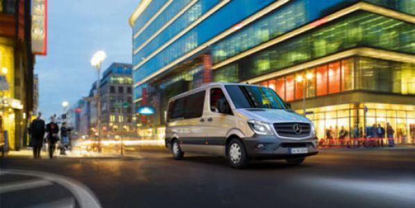 Mercedes minibüs ve otomobil'de Ocak fırsatları