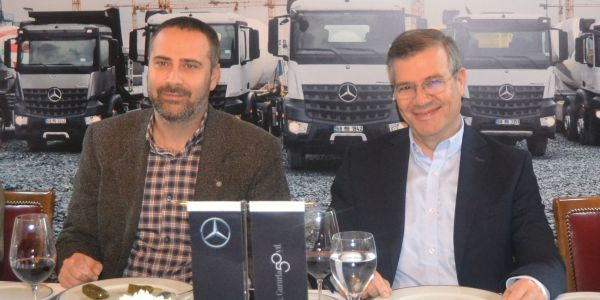 Mercedes nakliyede büyüme bekliyoruz