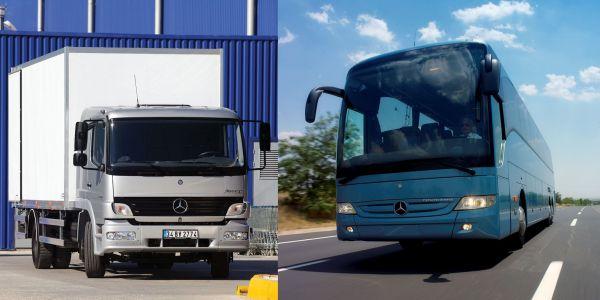 Mercedes Otobüs ve Kamyonda Mart fırsatları