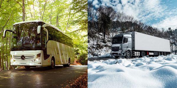 Mercedes otobüs ve kamyonda alım fırsatı
