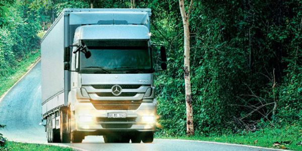 Mercedes Kamyonda Haziran fırsatları