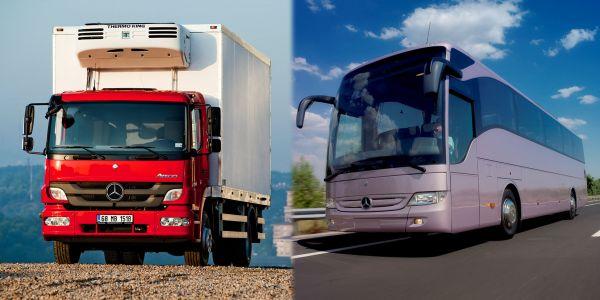 Mercedes Otobüs ve Kamyonda Şubat fırsatları