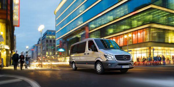 Mercedes Sprinter, Vito ve Otomobil Kampanyası