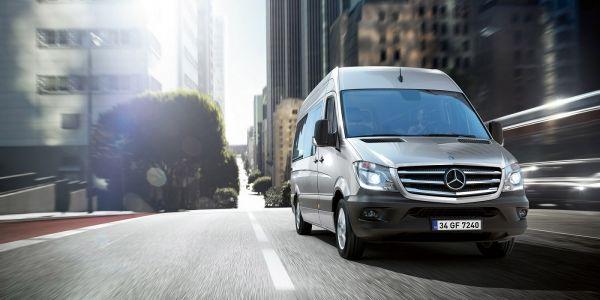 Mercedes'ten 14 bin TL'lik Sprinter kampanyası