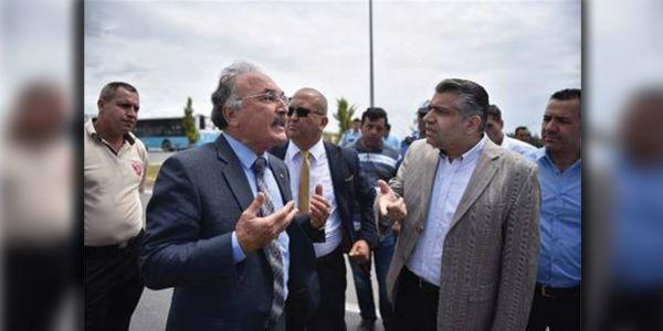 Mersin Otogarı'nda tartışmalar bitmiyor