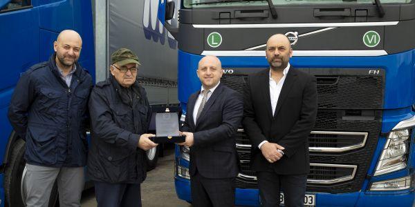 Mete Transport'un çekici yatırımı