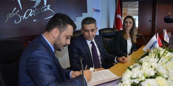 Metro Holding yüklerini CDS Lojistik taşıyacak