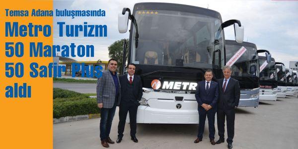 Metro Turizm'e 50 Maraton, 50 Safir Plus