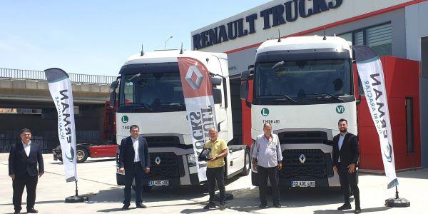 Miç-Sa'nın Kargo Taşımacılığı Filosuna Renault Trucks Çekici