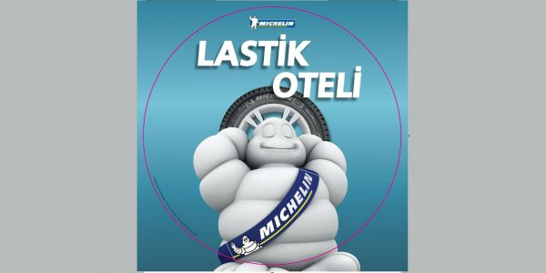 Michelin kış lastiklerini 'Lastik Oteli'nde saklıyor