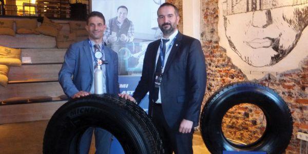 """Michelin: """"Lastiklerimiz 450 bin kilometre yol yapıyor!"""""""