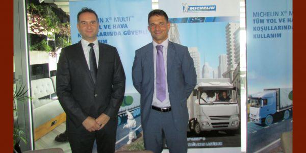 Michelin Multi T lastikleri ile yakıt tasarrufu sağlıyor