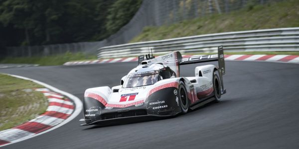Michelin, Porsche ile rekora imza attı