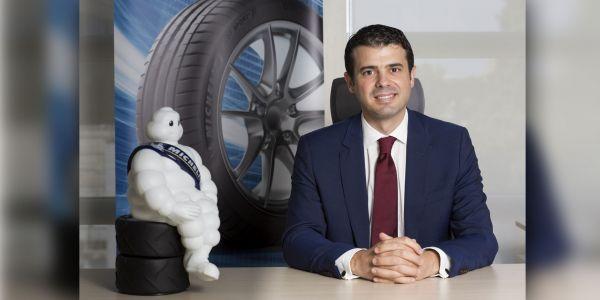 Michelin Türkiye Genel Müdürü Manuel Montana oldu