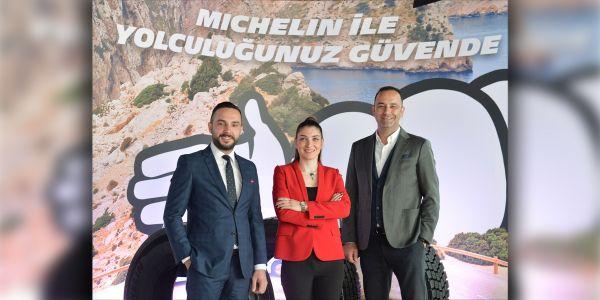 Michelin, yeni ağır vasıta lastikleri Türkiye yollarında!