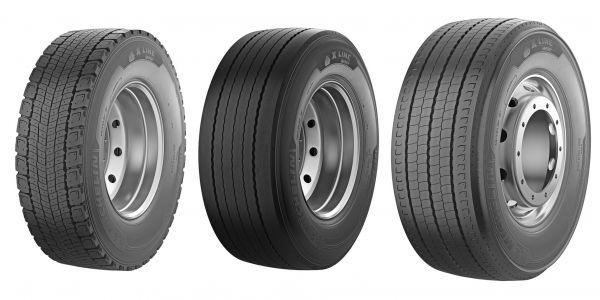 Michelin yeni Iveco Stralis'i donatacak