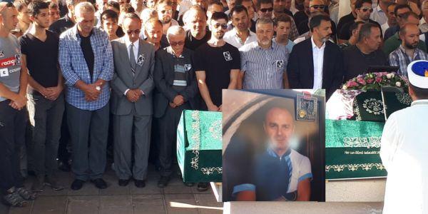 Mustafa Karslıoğlu son yolculuğuna uğurlandı