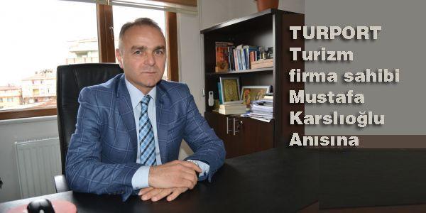 Mustafa Karslıoğlu son yolculuğuna uğurlanıyor.
