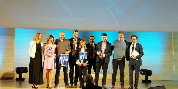 MyIVECO portalına ödül
