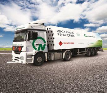 Naturelgaz, LNG, CNG hizmet noktalarını artırıyor