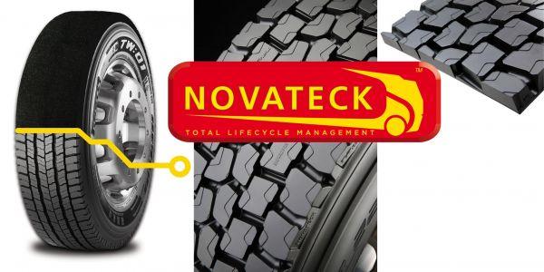 Novateck'ten lastik kaplama garantisi