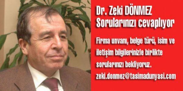 Dr. Zeki Dönmez sorularınızı Cevaplıyor
