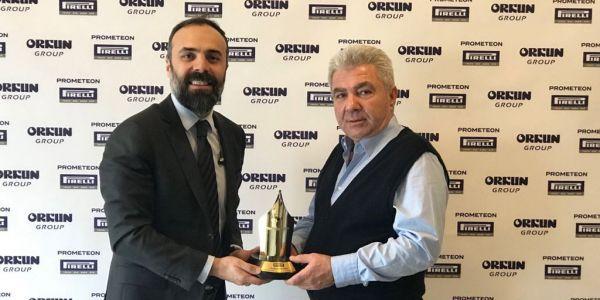 Orkun Group'un çözüm ortağı Prometeon Türkiye