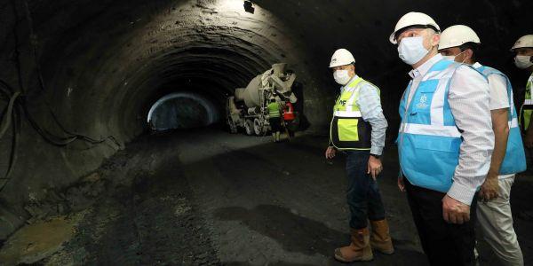 OSB-Gebze-Darıca Metro Hattı 2023'te tamamlanacak
