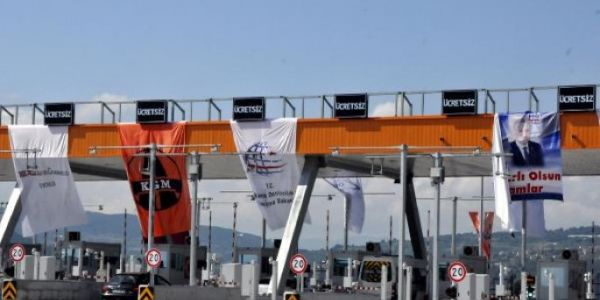 Osmangazi'den geçiş ücreti 282 liraya kadar çıkıyor