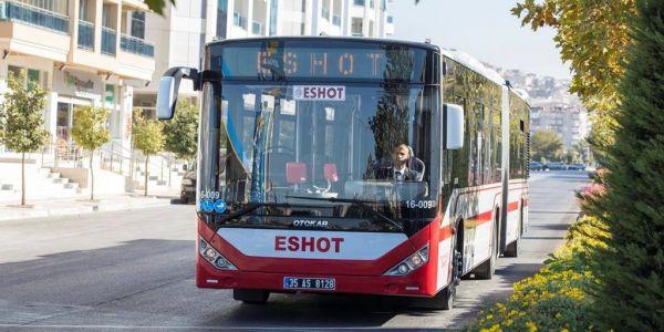 Otobüs duraklarındaki bilgiler güncelleniyor