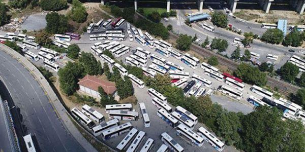 Otobüs işletmelerine %50 doluluk tavan fiyatı geldi