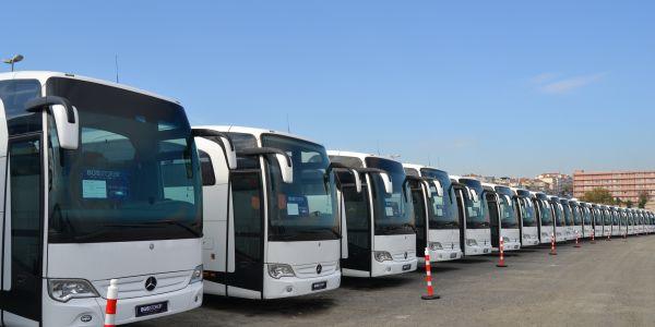 Otobüs, minibüs ve kamyon sayıları 7