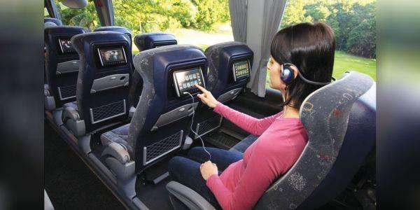 Otobüsçüye Telif Hakları yükü