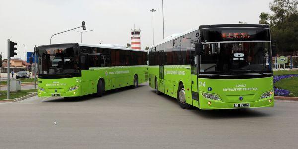 Otobüslere ve dolmuşlara paralı binişe son