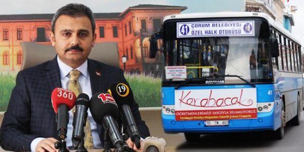 Otobüslerin tamamı yenileniyor