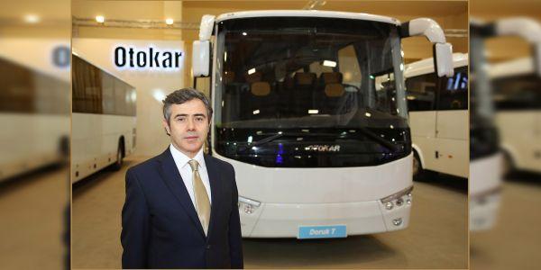 Otokar, Busworld Türkiye'ye 8 aracıyla katılıyor