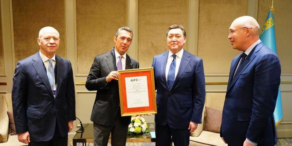 Otokar Kazakistan'da şirket kurdu