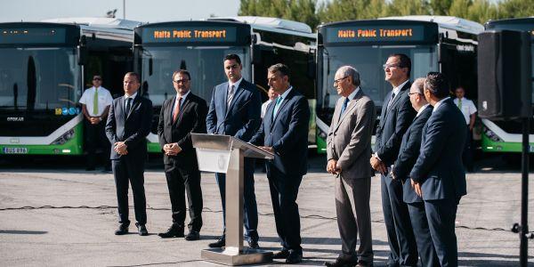 Otokar otobüslerinin sayısı 244 oldu